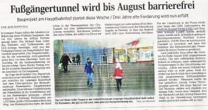 Beitrag in der Leipziger Volkszeitung vom 26.04.2016