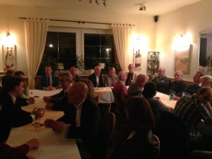 Kandidatenforum (Foto: C.Matz)