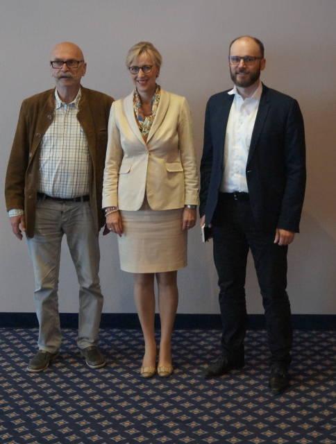 Spitzenkandidaten WK 9 Kreisparteitag